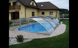 Bazény na klíč se zastřešením