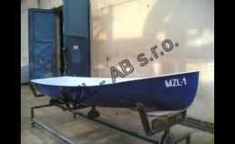 MZL-AB s.r.o.: výroba sklolaminátových lodí