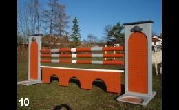 MZL-AB s.r.o.: sklolaminátové parkurové překážky