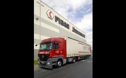 Logistické služby a logistické systémy Fiege