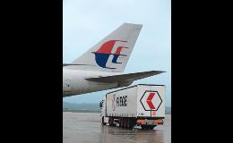 FIEGE s.r.o.: logistická řešení šitá na míru - letecká přeprava