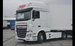 JONAS SPEED s.r.o. přeprava nebezpečných nákladů v režimu ADR
