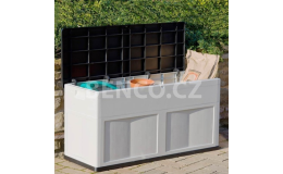 Zahradní box, zahradní boxy na polstry a hračky