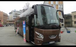 Josef Ševčík, Ostrava: mezinárodní autobusová doprava, vnitrostátní autobusová doprava