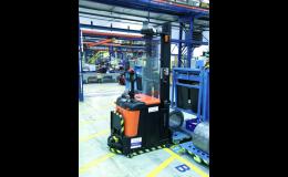 Toyota Material Handling CZ s.r.o., Praha: manipulační technika, BT Autopilot