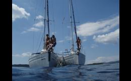 Dovolená na lodi - pro mladé dobrodruhy i pro rodiny s dětmi