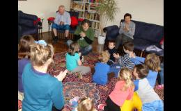 Sociální služby pro seniory, JULIE - Centrum denních služeb pro seniory, Praha Zbraslav