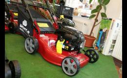 Zahradní technika - sekačka na trávu