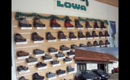 Outdoorová kvalitní obuv LOWA - PROSPORT PRAHA