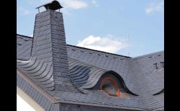 Břidlicové střechy - STŘECHY VRŇATA & ŽÁČIK s.r.o.