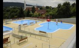 Izolace bazénů Zlín - Izolinvest