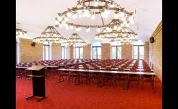 Prostory pro školení, kongresový sál