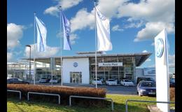 Porsche Inter Auto CZ s. r.o., Plzeň: užitkové vozy Volkswagen