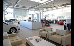 Porsche Inter Auto CZ s. r.o., Plzeň: vozy Audi