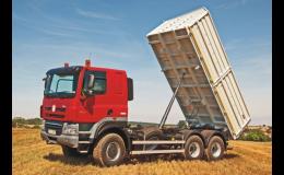 Přestavby vozidel dle ADR pro převoz nebezpečných nákladů