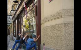 bezpečnostní sklo CONNEX, Praha, ACERA SKLO s.r.o.