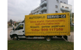 Výměna autoskel Praha