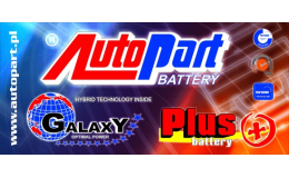Autobaterie Galaxy Plus - TRANSA