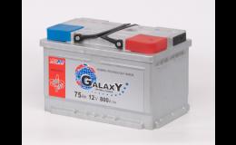 Autobaterie Galaxy Silver - TRANSA