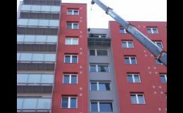 Čištění fasád Zlín: ochrana a čištění povrchů