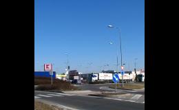 Ocelové sloupy, signální stožáry, AMAKO, spol. s r.o.