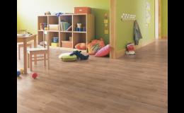 Vinylové podlahy dodají prostoru šmrc a zároveň funkčnost