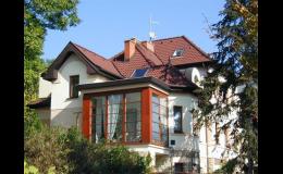 STŘECHY VRŇATA & ŽÁČIK s.r.o.: rekonstrukce střechy, Praha