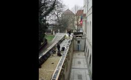 PREMIX servis, spol. s r.o., Praha:  vápenné omítky a malty