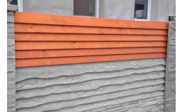 Betonové ploty a oplocení na klíč