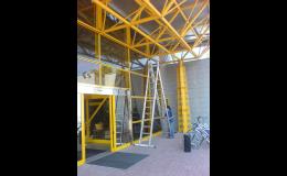 AVIAR cleaning company, s.r.o.: strojní čištění hal