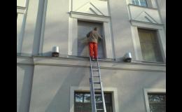 AVIAR cleaning company, s.r.o.: mytí oken a žaluzií ve výškách