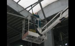 AVIAR cleaning company, s.r.o.: výškové práce spojené s mytím oken nechte na profesionálech