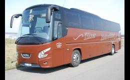 Josef Ševčík - AUTOBUSOVÁ DOPRAVA, Paskov: mezinárodní autobusová doprava