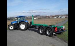 Traktorové návěsy