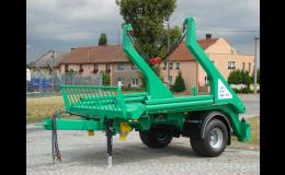 Výhody traktorových nosičů kontejnerů