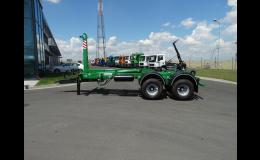 Traktorové nosiče kontejnerů a jejich výhody