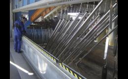 La galvanización en caliente es una forma efectiva del tratamiento de superficies