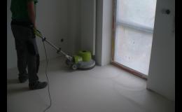 HARMONIE DESIGN Uher Lubomír: pokládka podlahy