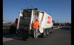 AVE CZ odpadové hospodářství s.r.o., Komunální služby Praha: odpadové hospodářství