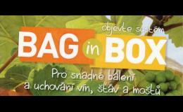 Bag-in-Box per il vino e il succo di frutta - Model Pack Shop