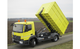 Nosič kontejnerů, FORNAL trading s.r.o., Kroměříž