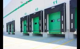 SPEDOS sistemi di porte e cancelli assicurano cosiderevole risparmio di calore