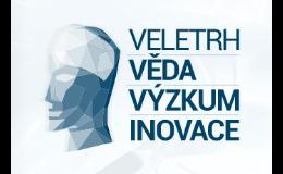 Veletrh Věda Výzkum Inovace 2016 na brněnském výstavišti