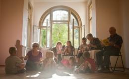 Denní stacionář pro seniory a školku pro děti s logopedickou péčí, Praha