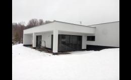 Dokončení stavby rodinného domu ve Frýdku Místku, TIMO profistavby s.r.o., Ostrava