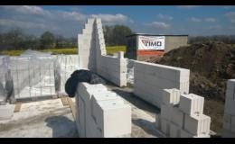 Stavba rodinného domu v obci Štítina, TIMO profistavby s.r.o., Ostrava