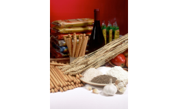 Zdravé a chutné tyčinky, grahamové tyčinky, PEKÁRNA KRÁL, Opava