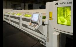Zakázková kovovýroba KOVONA SYSTEM, a.s. je známá po celém světě.