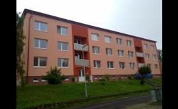 Stavební práce, OSP spol. s r.o.: bytový dům Tavíkovice