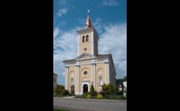 Stavební firma, OSP spol. s r.o.: kostel Bohutice,